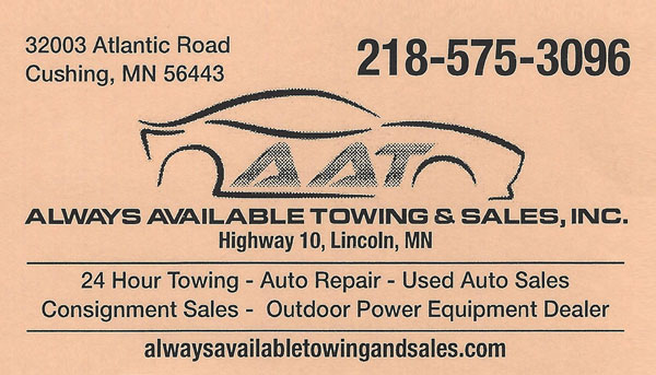 Always Available Towing