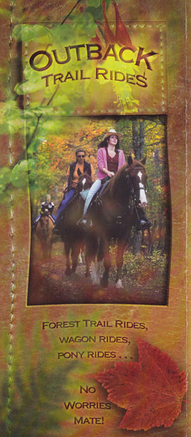 Outback Ranch Trail Rides
