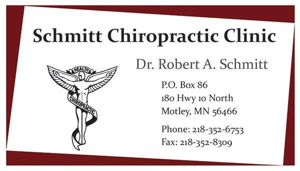 Schmitt Chiropractic Clinic