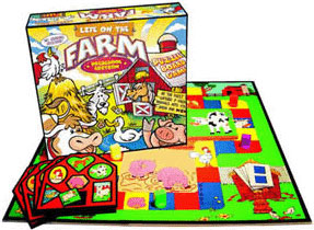 W r Fun - Life on the Farm Preschool version